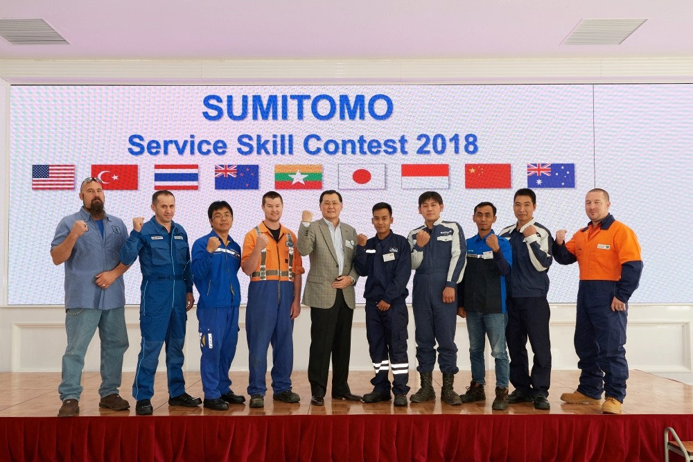 Sumitomo Team